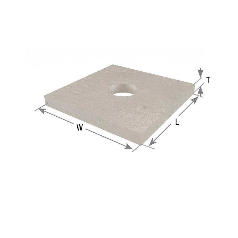 BP/LBP Standard Bearing Plate