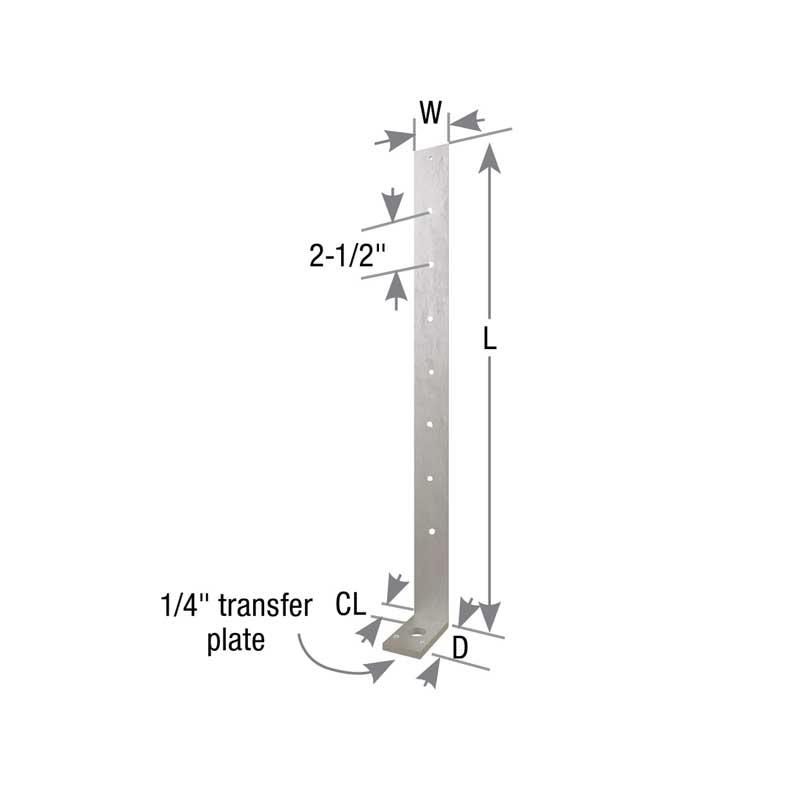 LTS19-TZ Tension Tie