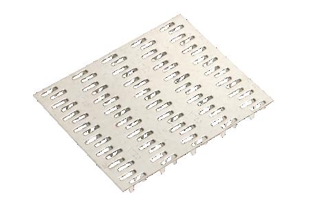 "- 4/"" x 4/"" TRUSS PLATE MT20 NOS 20 gauge Lot of 75 MiTek MENDING PLATE"